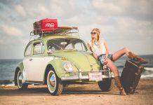 Cesta na dovolenku vlastným autom